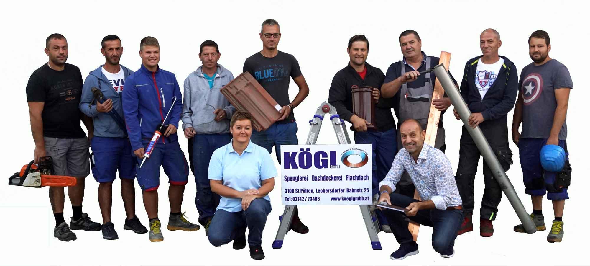 Kögl GmbH Mitarbeiter